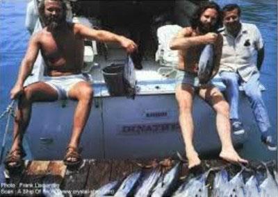 jim morrison fishing bahamas miami 1970